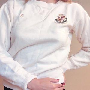 Ralph Lauren Monogrammed Sweatshirt 👻